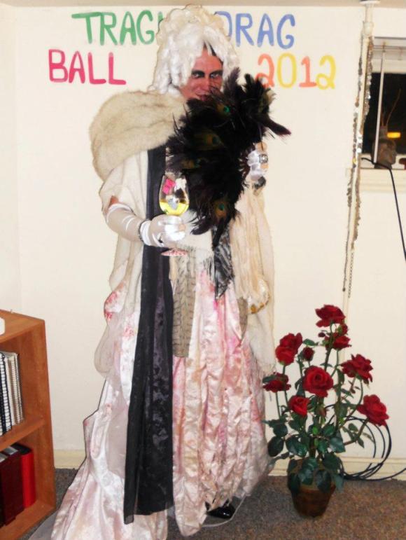Tragic Drag Ball, Miss Havisham Cosplay, Spinster, Drag, Awful Drag