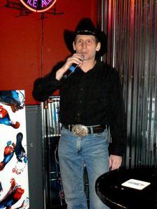 Karaoke, Karaoke Cowboy, Karoke Host, The Mix Tacoma, Gay Bay Karaoke Host, Gay Cowboy