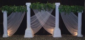 tulle-wedding-arches