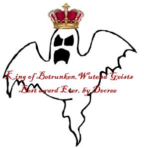 Ghost award