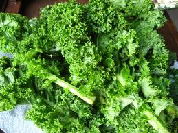 It was Kale. *AGAIN*.