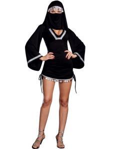 sexy-arab-black-witch-dress-costume-halloween