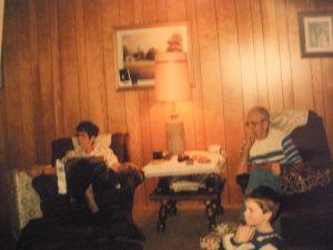 Nanny and Poppo