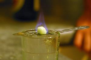 Burning Absinthe