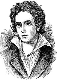 Percy Bysshe Shelley, to be precise