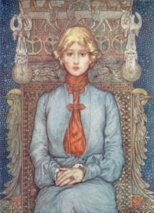 A Typical Norwegian Maiden