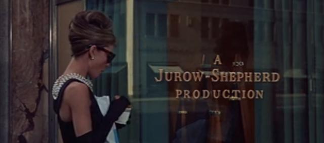 Audrey Hepburn as a Poor Broke Ho