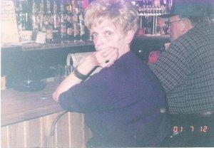 Nancy At The Bar