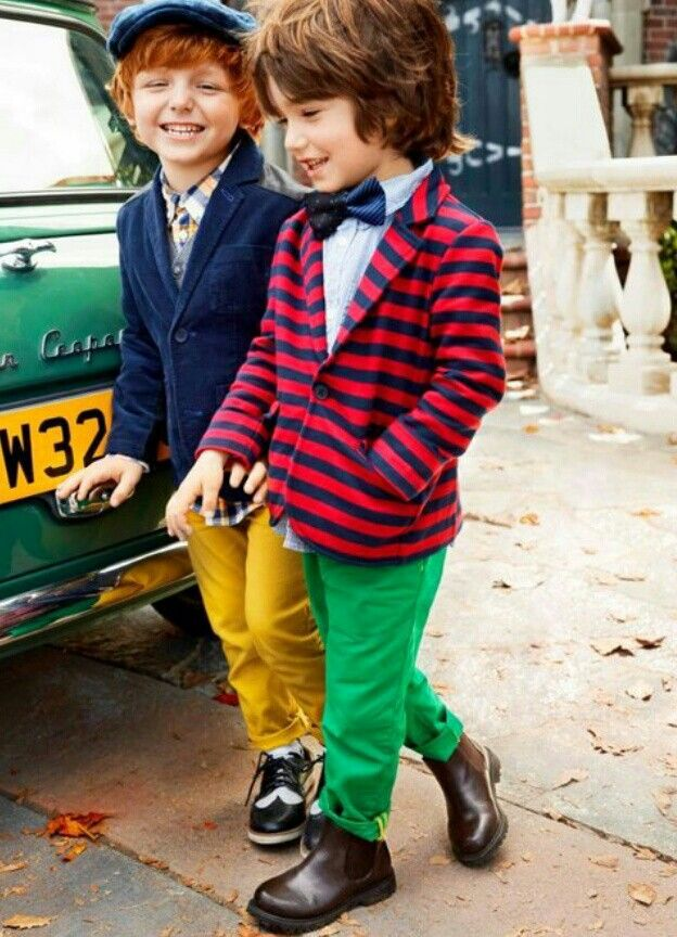 Fashionable Children