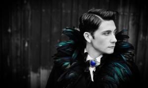 Peacock gentleman