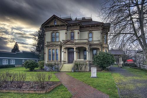 Meeker Mansion