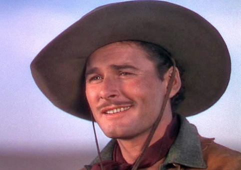 Errol Flynn Cowboy