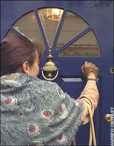 Knocking on Darling's Door