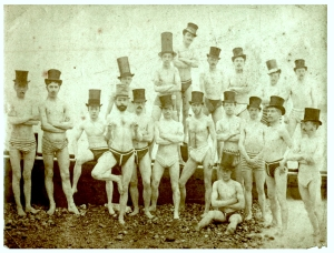 Tophats and Underwear